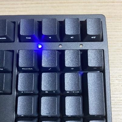 Zero-3108機械鍵盤-數字鎖定