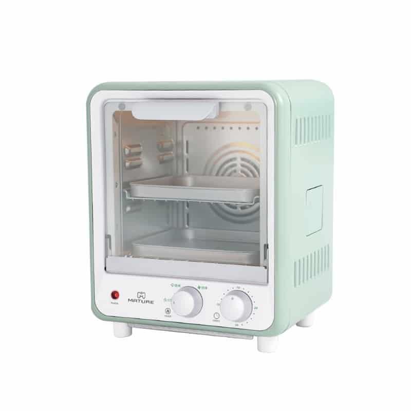 【MATURE 美萃】9L 雙層 蒸氣烤箱 CY-1680
