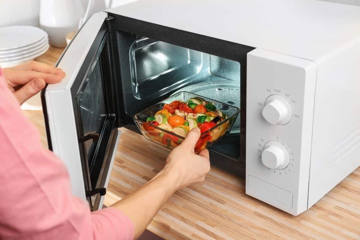 蒸氣烤箱與微波爐的相關問與答
