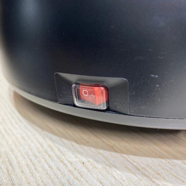 Anqueen安晴掃地機器人-總開關按鈕
