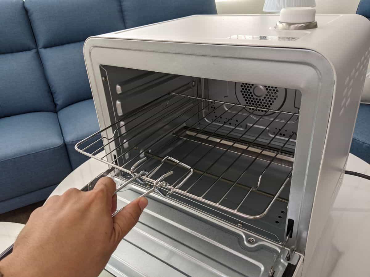 伊崎蒸氣烤箱取盤夾