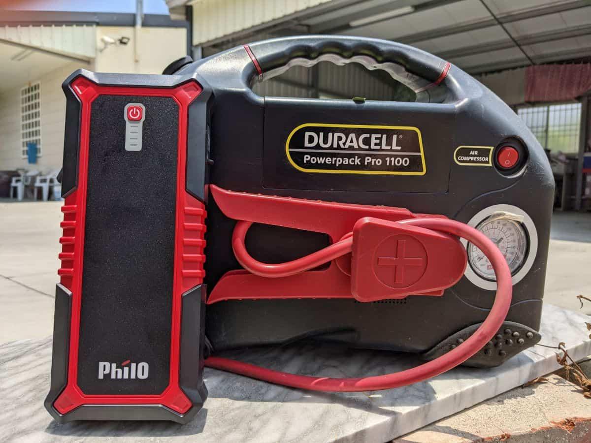 philo PQC-24000SP VS Powerpack Pro 1100