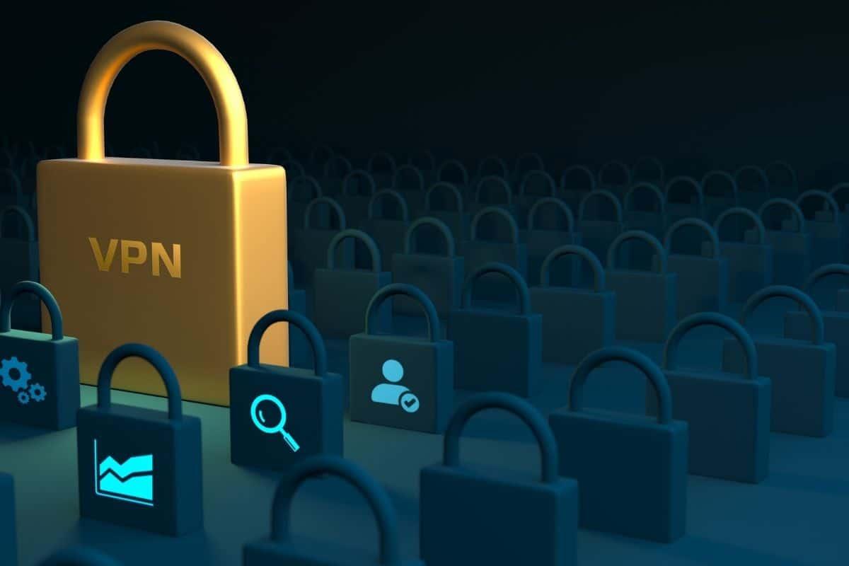 VPN 路由器的功能