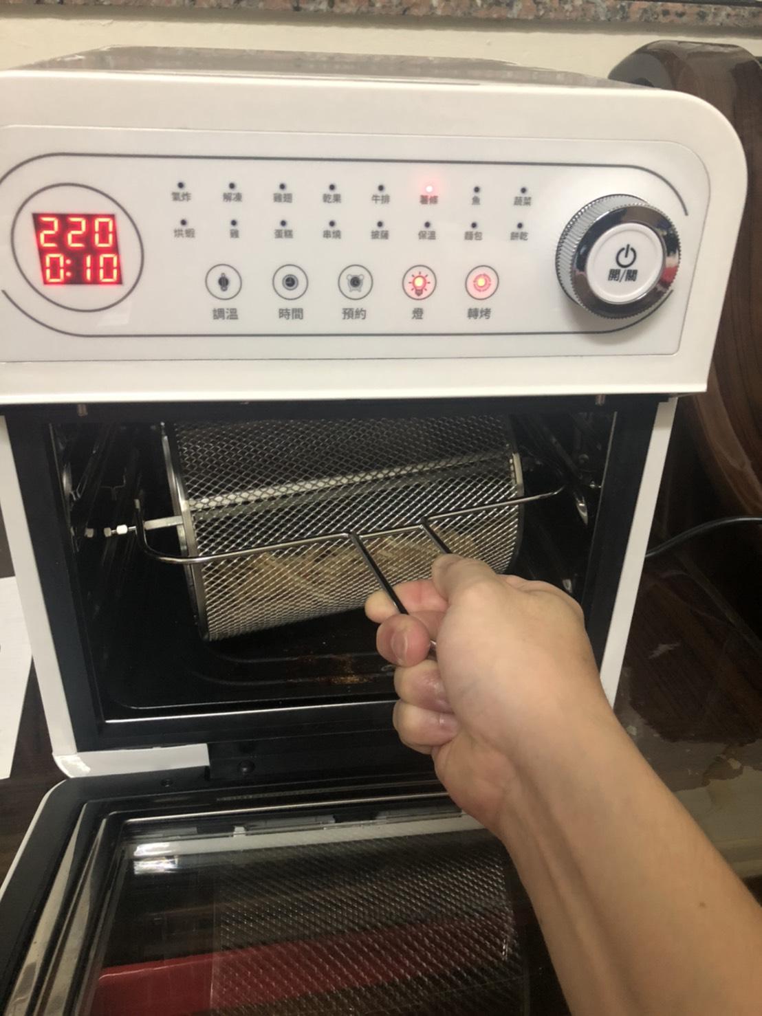 氣炸鍋料理實測 薯條