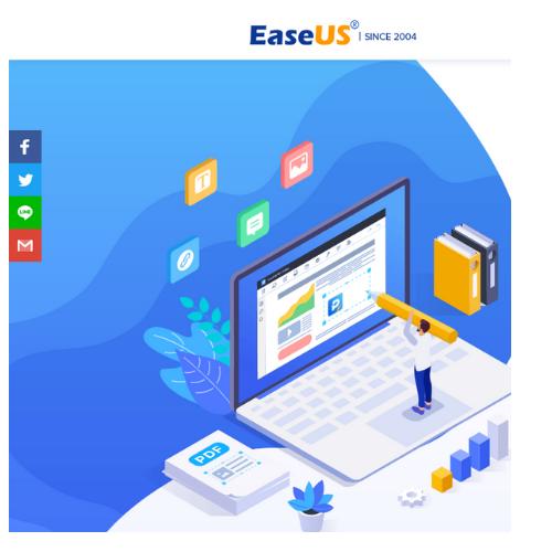 EaseUS PDF編輯器Editor