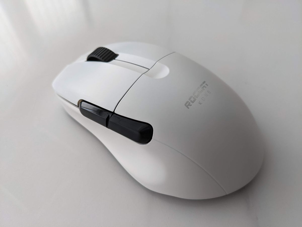 冰豹 ROCCAT KONE Pro Air 滑鼠左側