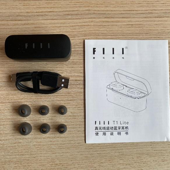 FIIL藍牙耳機配件