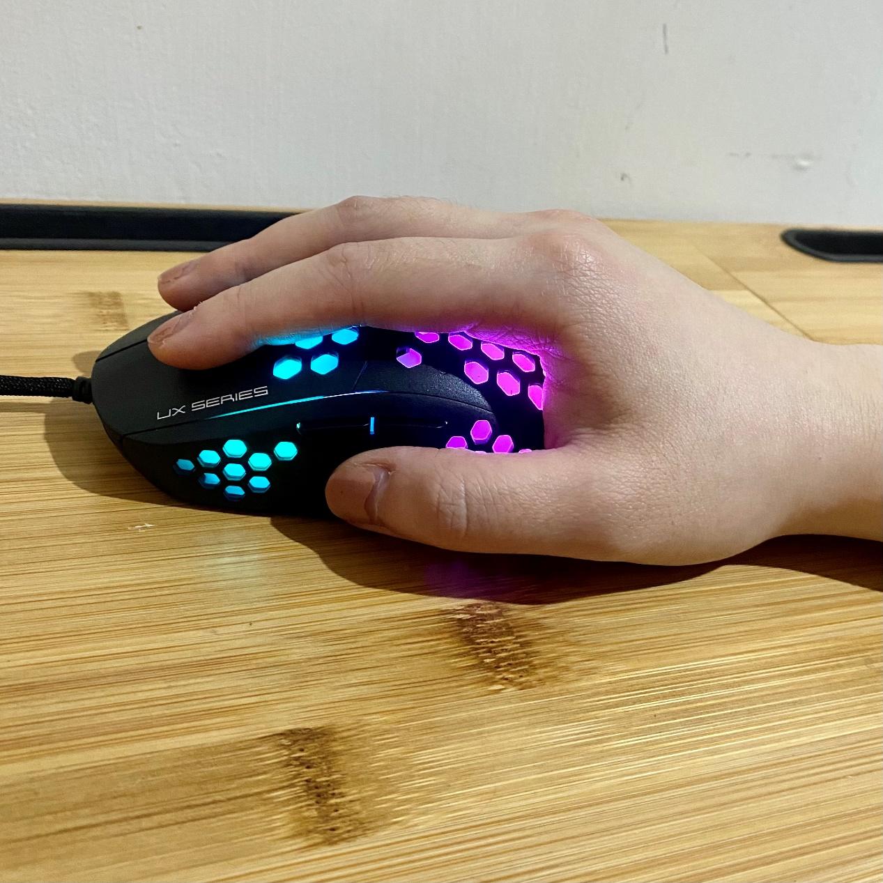 FANTECH UX2 HIVE 電競滑鼠