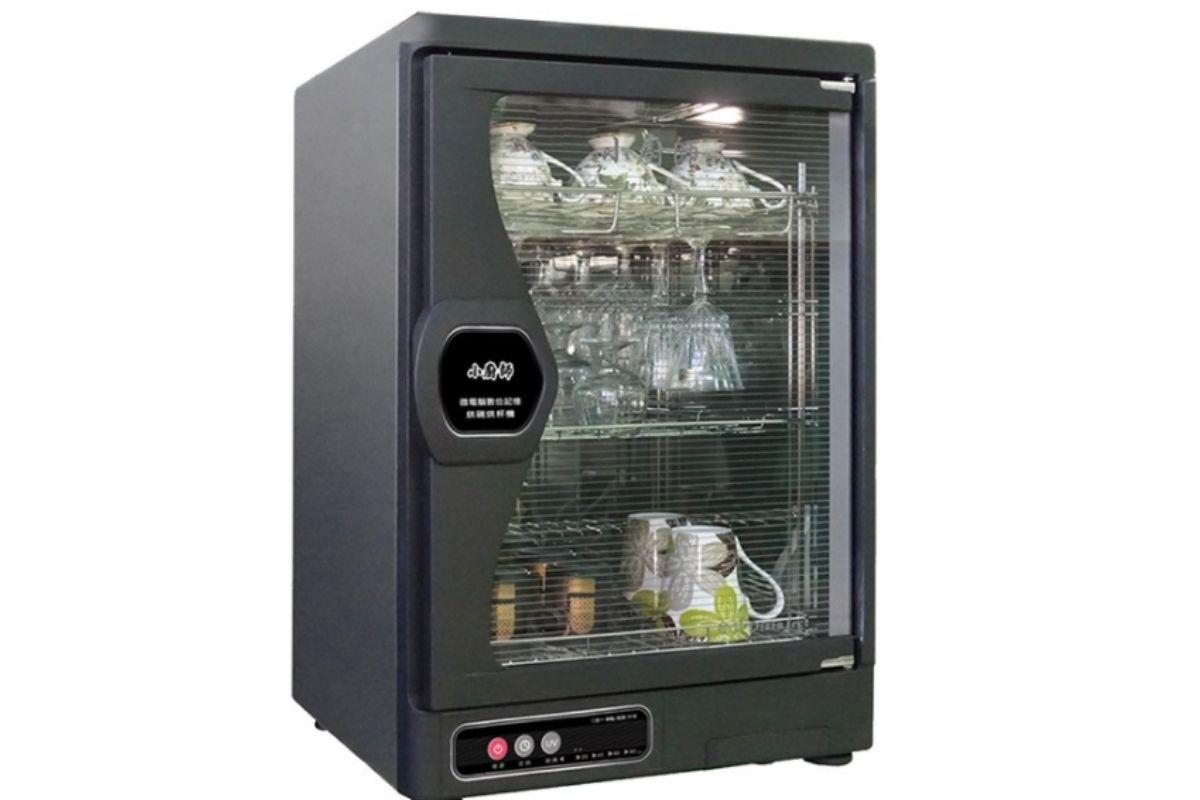 【小廚師】旗艦型奈米光觸媒紫外線烘碗機