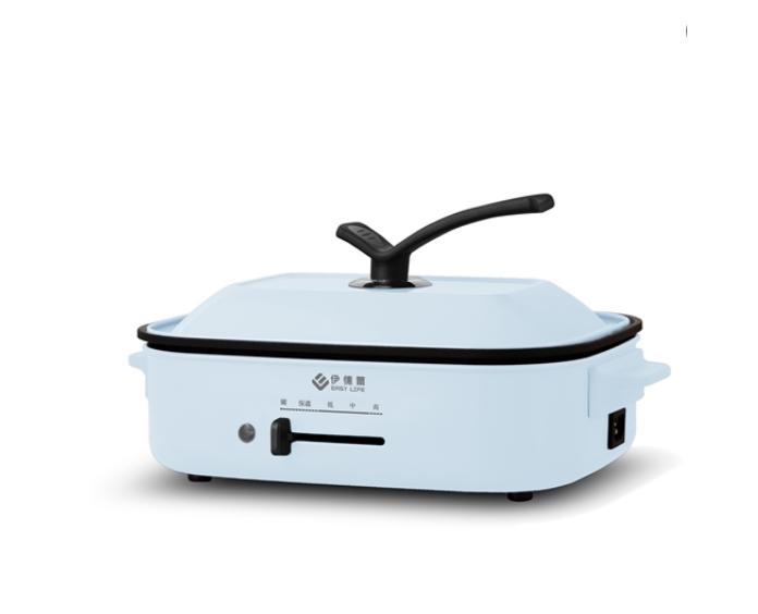 伊德爾-多功能電烤盤 封面