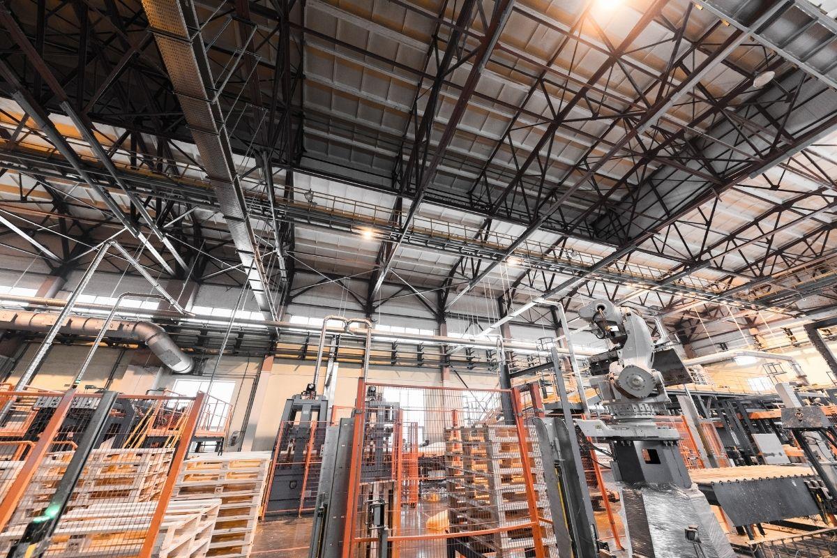 工廠與製造業封面