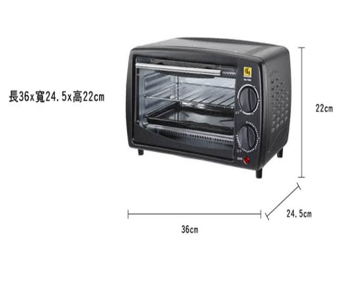 鍋寶 烘焙級定溫電烤箱 封面