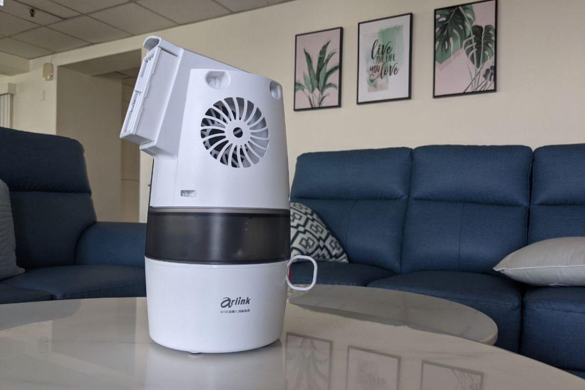 ARLINK 超霧化渦輪風扇評價