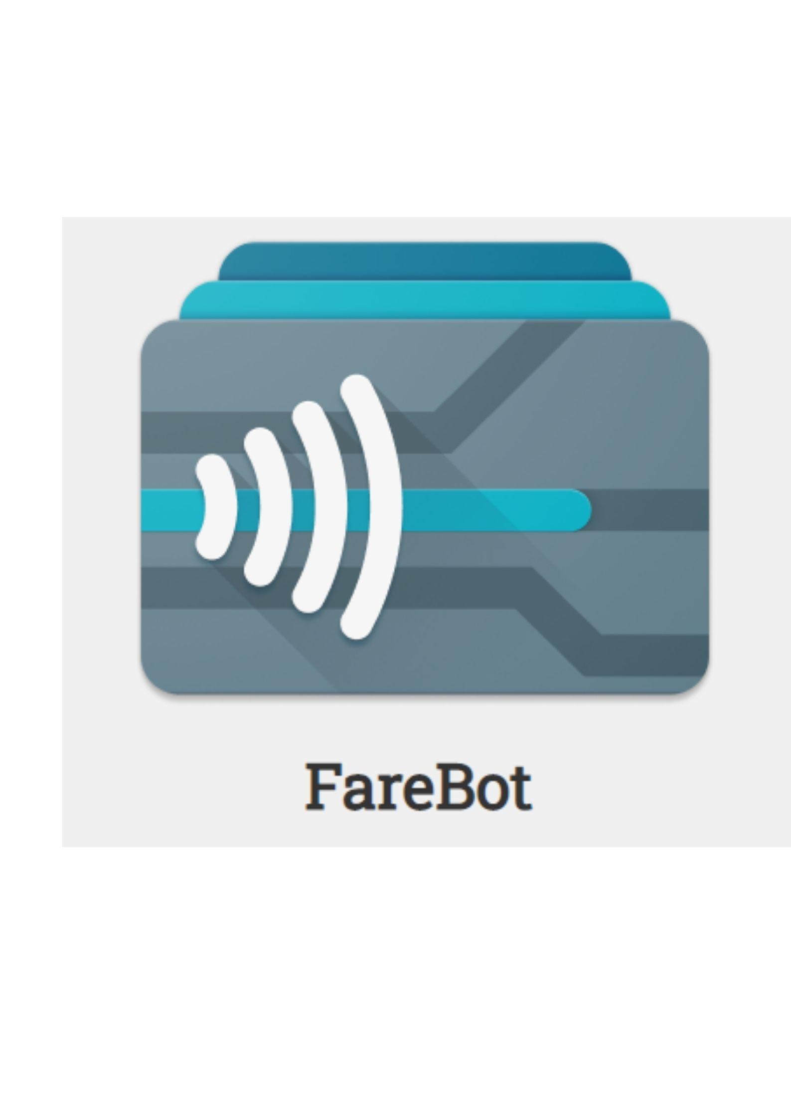 FareBot app封面