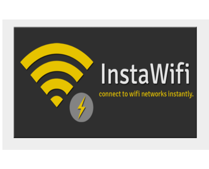 InstaWifi app封面