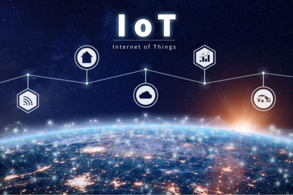 Internet of Things 封面