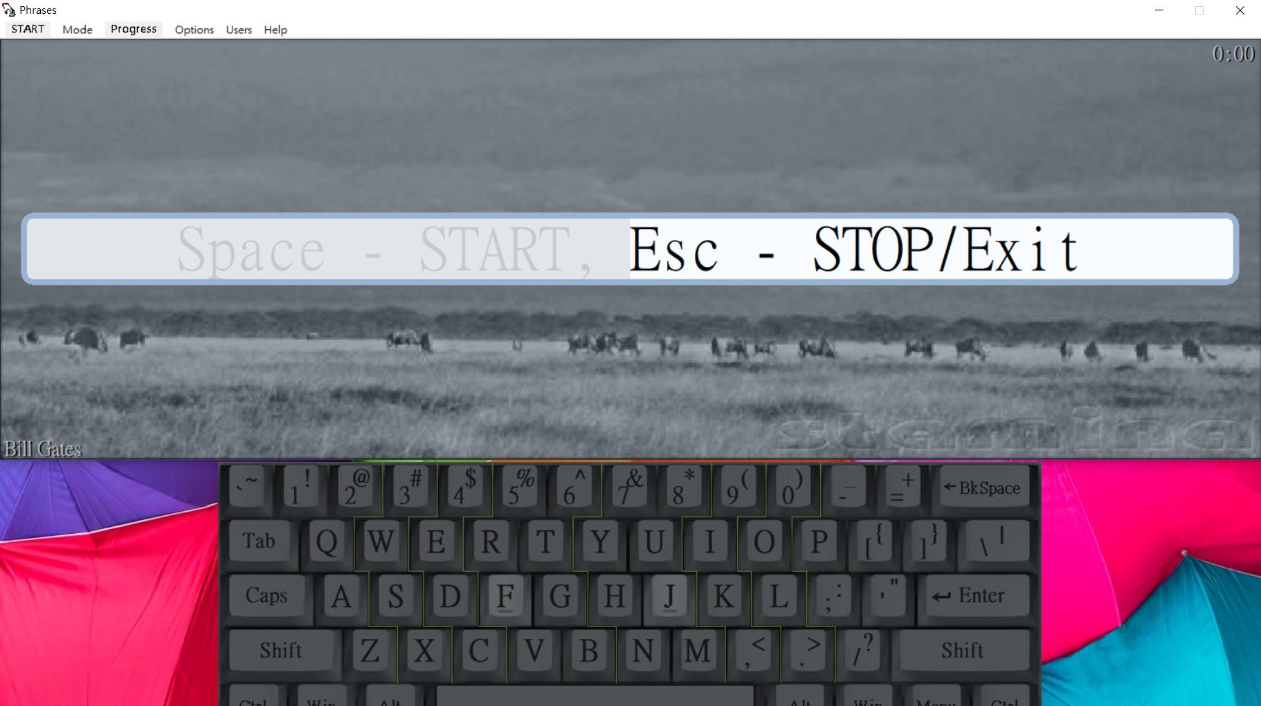Stamina Typing Tutor 2.5圖1