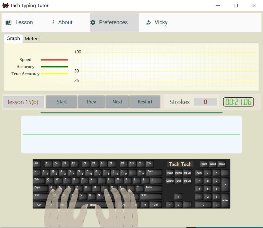 Tach Typing Tutor圖1