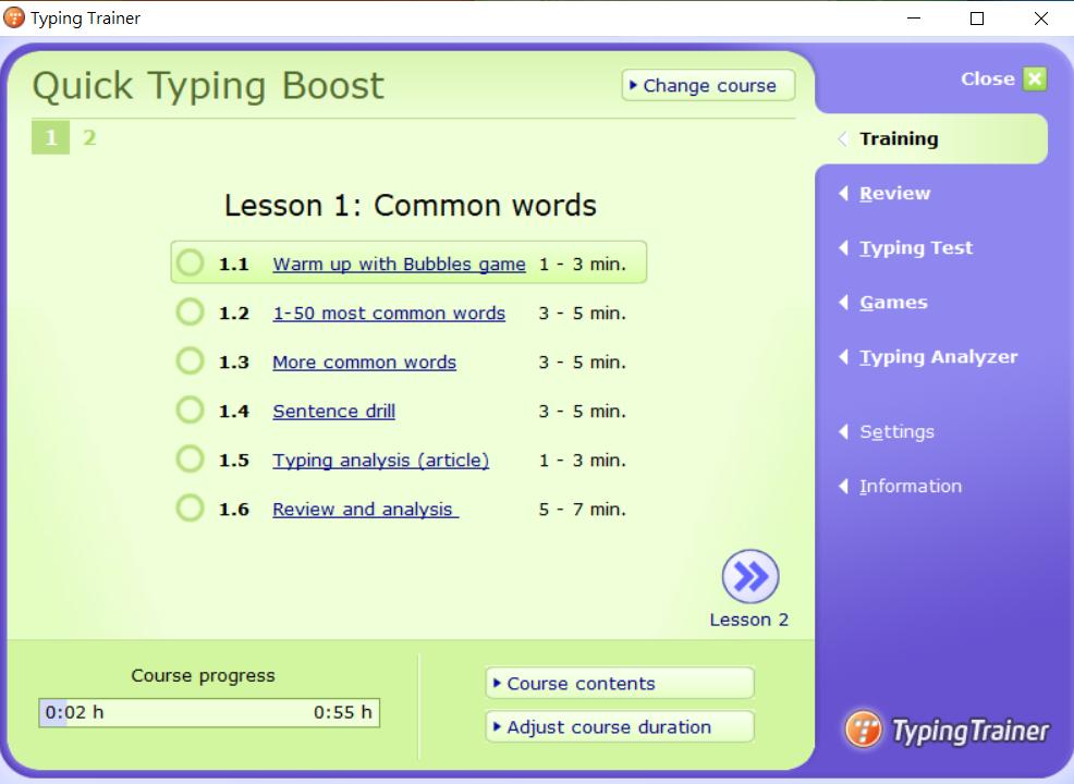 Typing Trainer 圖1