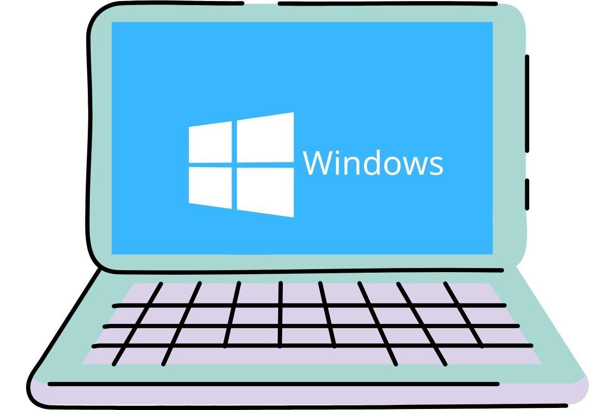 使用Windows電腦的情況下 圖1
