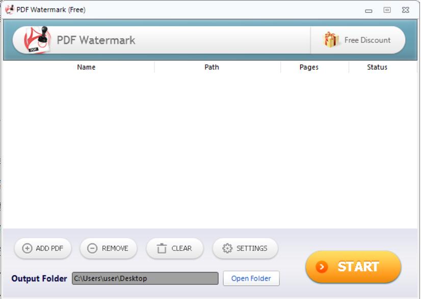 PDF Watermark浮水印軟體