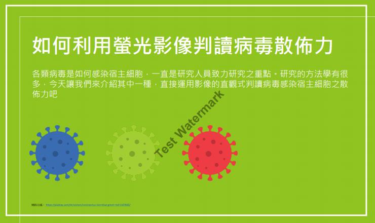 PDF Watermark浮水印軟體設定