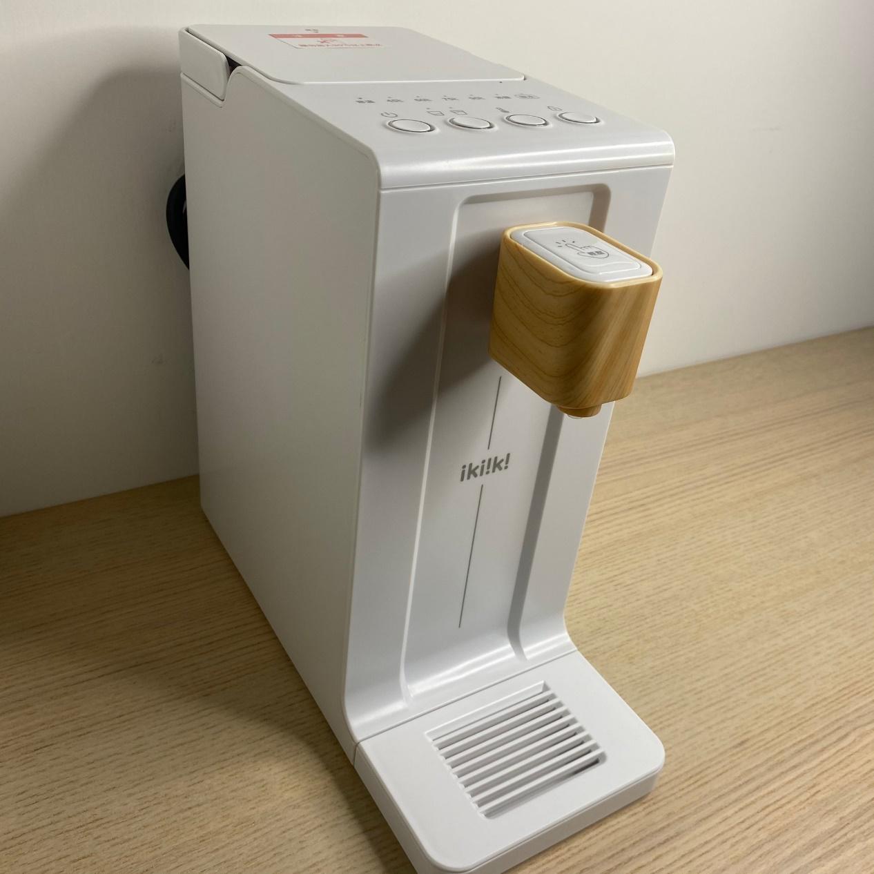 伊崎即熱飲水機評價