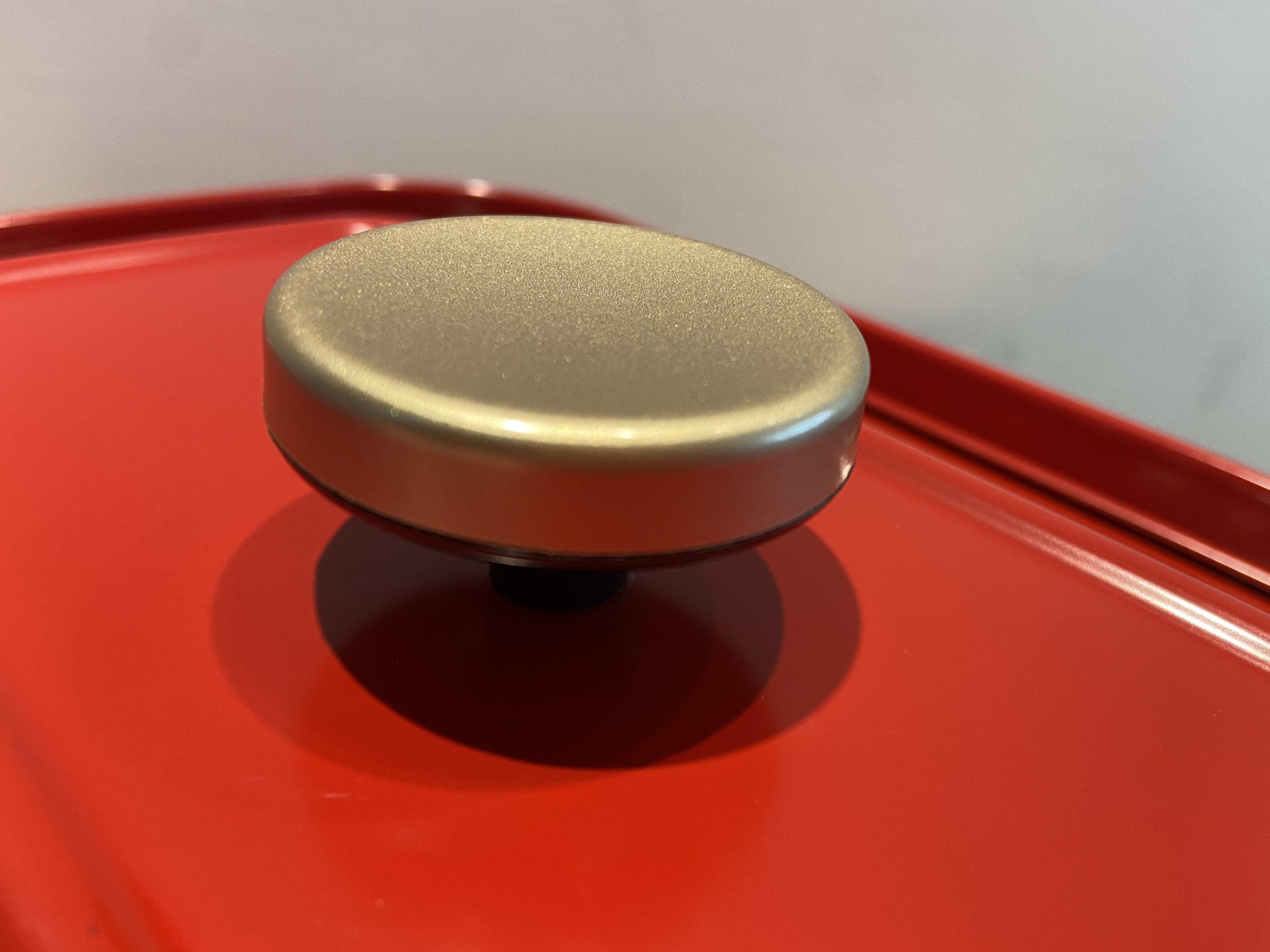 日本 BRUNO 電烤盤-鍋蓋旋鈕