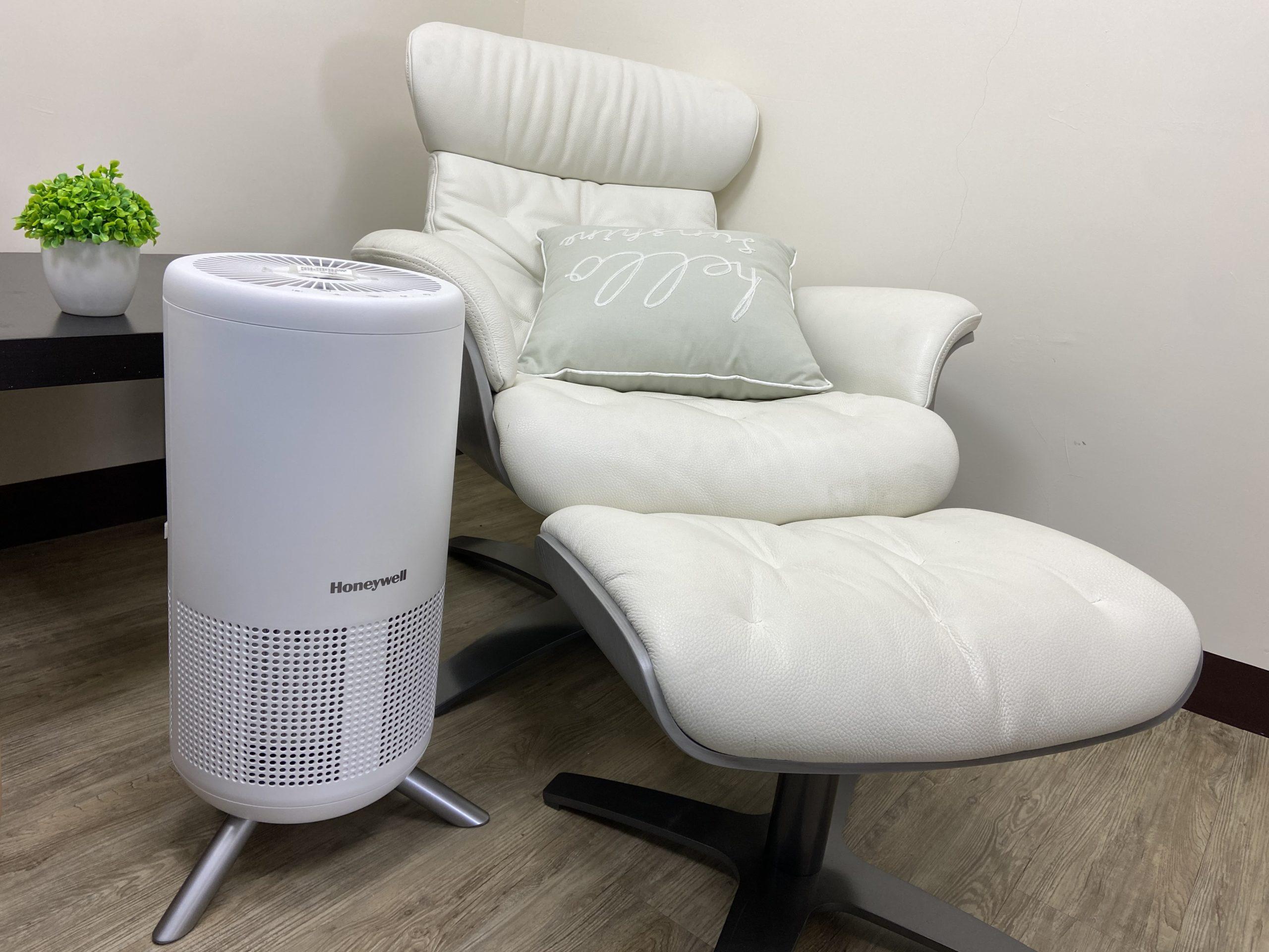 Honeywell HPA 830 淨香氛空氣清淨機 實拍