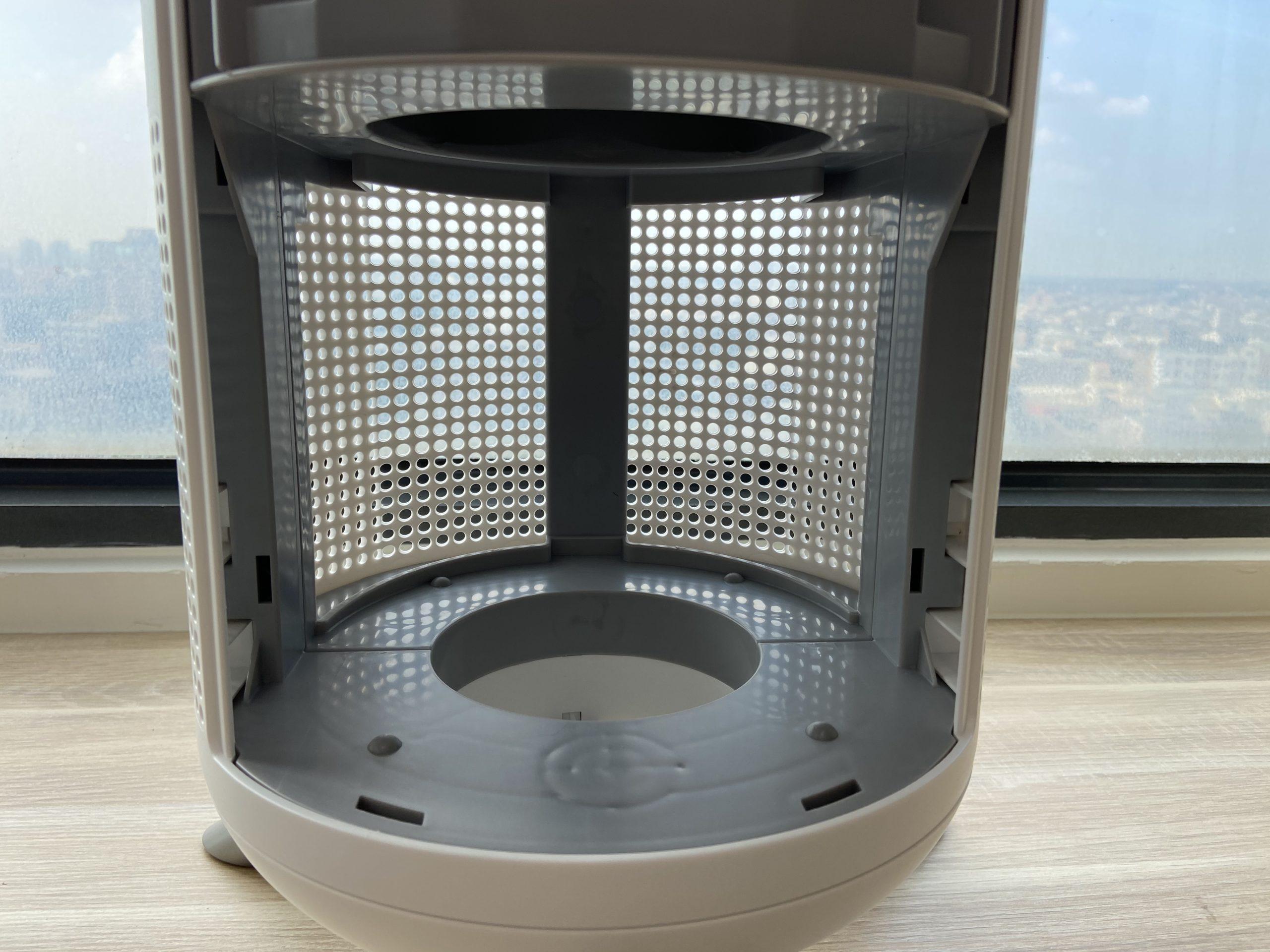 Honeywell HPA 830 淨香氛空氣清淨機 內部參觀 圖1