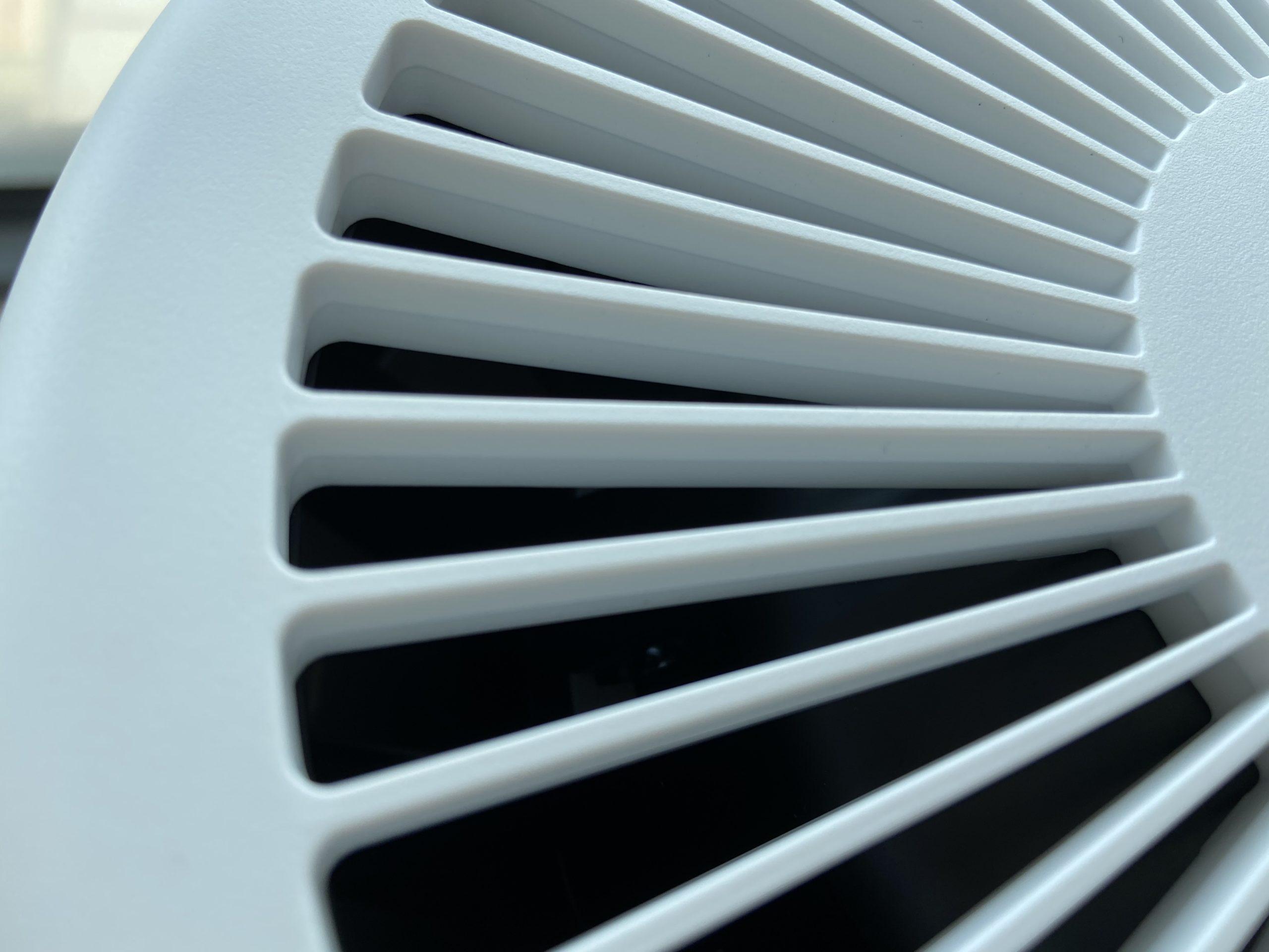 Honeywell HPA 830 淨香氛空氣清淨機 出風口位置