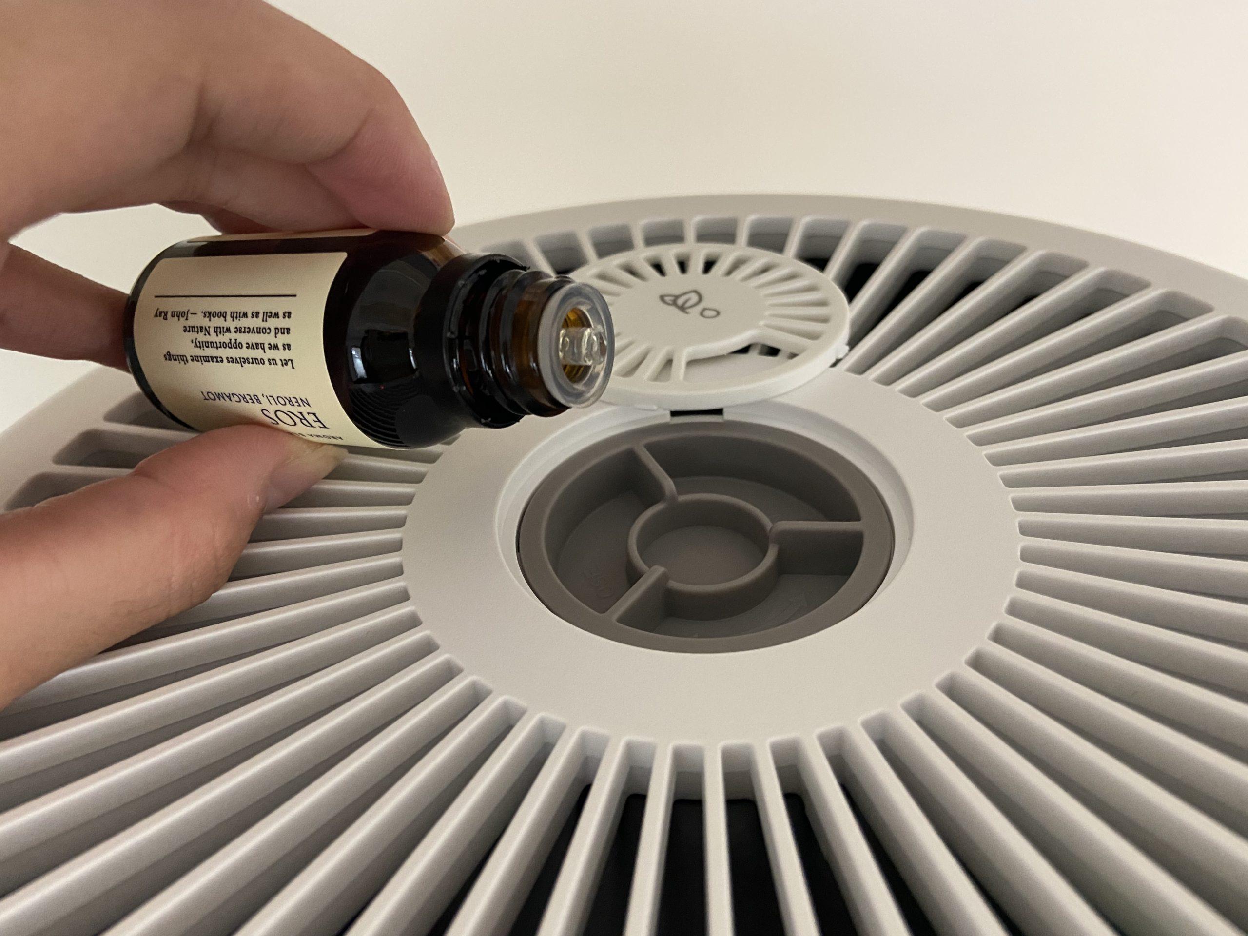 Honeywell HPA 830 淨香氛空氣清淨機 精油圖2